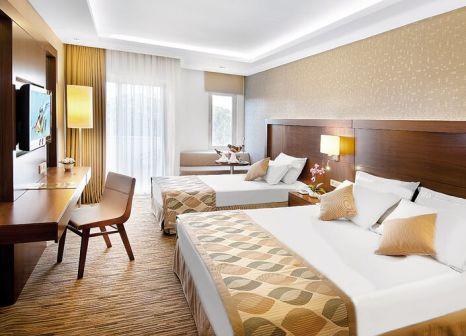 Hotelzimmer mit Minigolf im Belconti Resort
