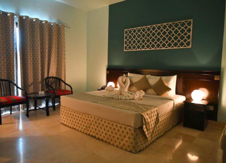 Hotelzimmer mit Fitness im Al Sawadi Beach Resort & Spa
