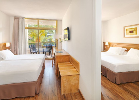 Hotelzimmer mit Tischtennis im H10 Salou Princess