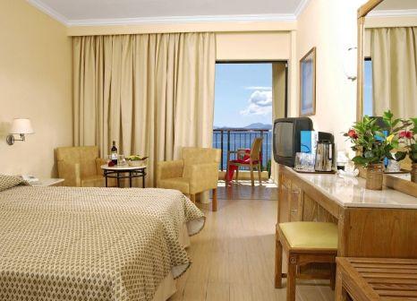 Hotelzimmer mit Yoga im Atlantica Nissaki Beach
