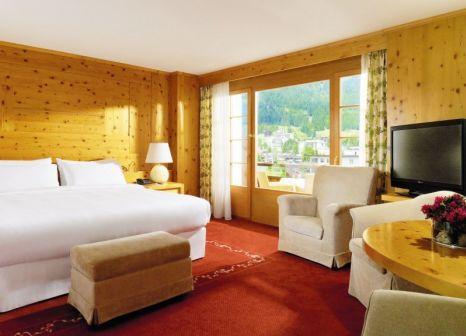 Hotelzimmer mit Golf im Hotel Waldhuus