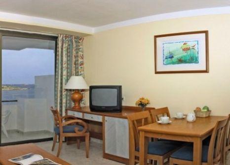 Hotelzimmer mit Tischtennis im Aparthotel Playasol Jabeque Soul