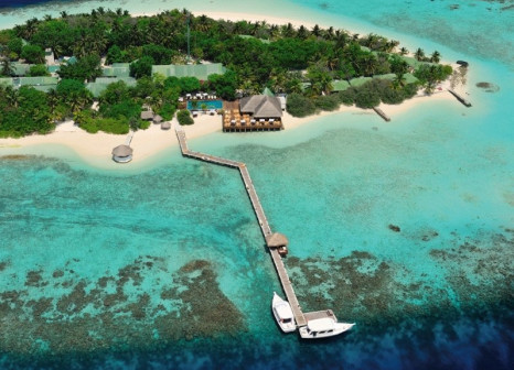 Hotel Smartline Eriyadu Malediven günstig bei weg.de buchen - Bild von 5vorFlug