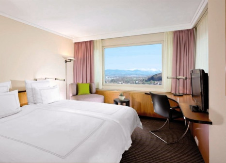Hotelzimmer mit Familienfreundlich im Swissôtel Zürich
