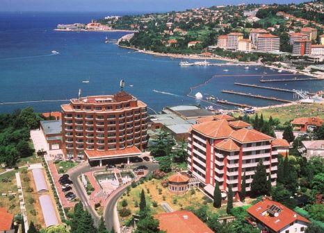 Remisens Hotel Lucija günstig bei weg.de buchen - Bild von 5vorFlug