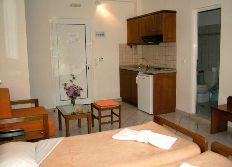 Hotelzimmer mit Paddeln im Angelica