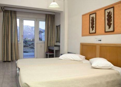 Hotelzimmer mit Tischtennis im Sunset Hotel