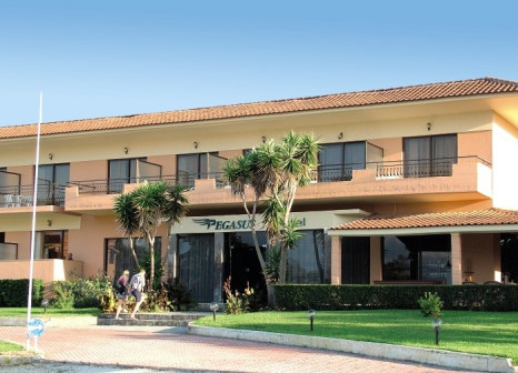 Pegasus Hotel günstig bei weg.de buchen - Bild von 5vorFlug