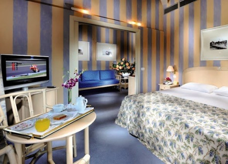Hotelzimmer mit Fitness im Grande Albergo Ausonia & Hungaria