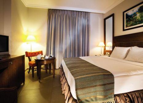 Hotelzimmer mit Volleyball im Sunis Elita Beach Resort Hotel & SPA
