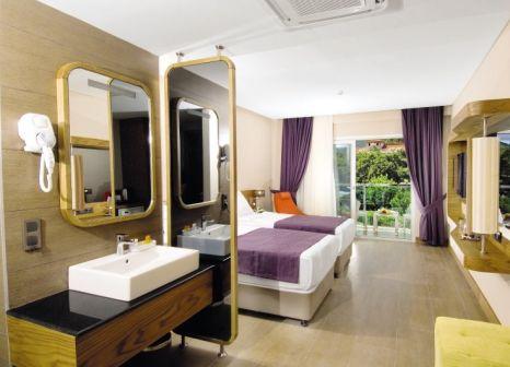 Hotelzimmer mit Tischtennis im Casa De Maris Spa & Resort Hotel