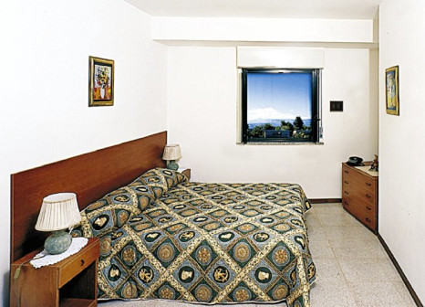 Hotelzimmer mit Tennis im Villaggio Alkantara
