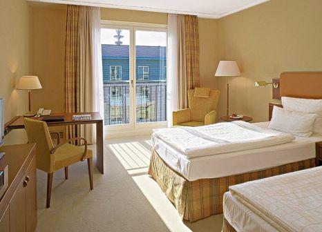 Hotelzimmer mit Fitness im Grand Elysee Hamburg