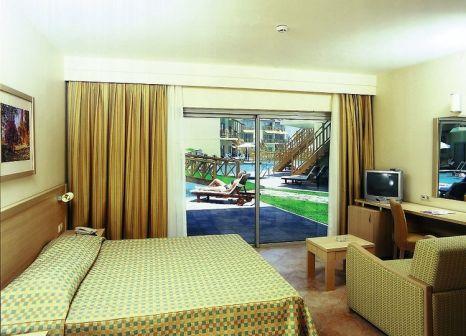 Hotelzimmer mit Mountainbike im Silence Beach Resort