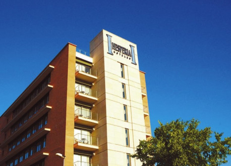 Hotel Hesperia Barcelona Del Mar günstig bei weg.de buchen - Bild von 5vorFlug