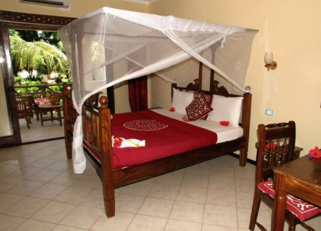 Hotelzimmer mit Tennis im Uroa Bay Beach Resort