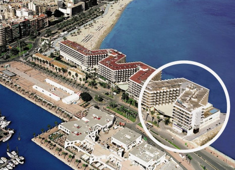 Hotel Sercotel Spa Porta Maris günstig bei weg.de buchen - Bild von 5vorFlug