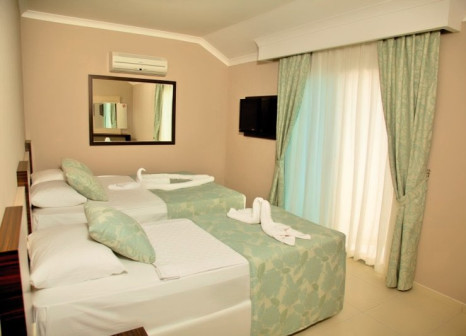 Hotelzimmer mit Volleyball im Konakli Nergis Hotel