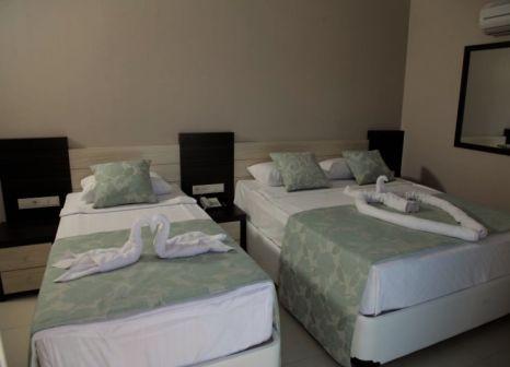 Hotelzimmer mit Mountainbike im Konakli Nergis Hotel