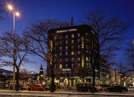 Hotel Generator Hamburg in Hamburg - Bild von 5vorFlug