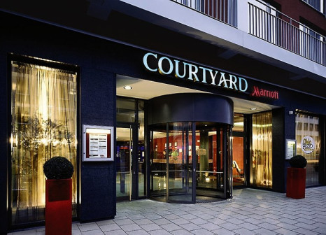 Hotel Courtyard Munich City Center günstig bei weg.de buchen - Bild von 5vorFlug