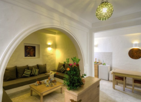 Hotelzimmer mit Golf im Les Jardins de Toumana