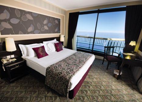 Hotelzimmer mit Fitness im Merit Crystal Cove