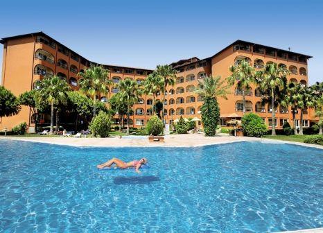 Club Turtas Beach Hotel in Türkische Riviera - Bild von 5vorFlug