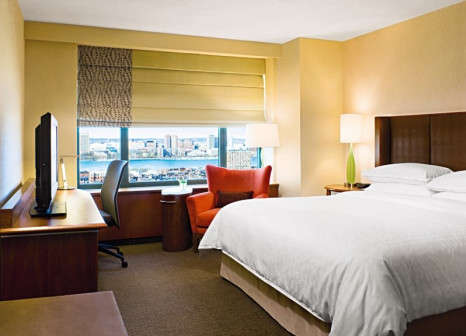 Hotelzimmer mit Wassersport im Sheraton Boston Hotel