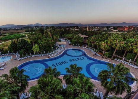 Hotel Larissa Stone Palace günstig bei weg.de buchen - Bild von 5vorFlug