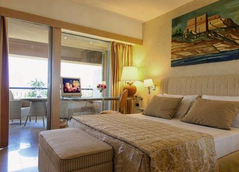 Hotelzimmer mit Yoga im Acacia Resort