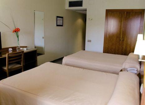 Hotelzimmer mit Tennis im Castilla Alicante