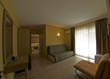 Hotelzimmer mit Tischtennis im Mersoy Exclusive Aqua Resort