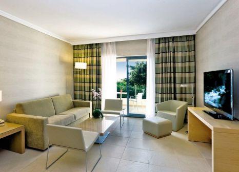 Hotelzimmer mit Volleyball im Rodos Palace
