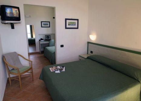 Hotelzimmer mit Mountainbike im Best Western Hotel La Conchiglia