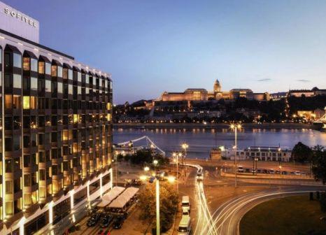 Hotel Sofitel Budapest Chain Bridge günstig bei weg.de buchen - Bild von 5vorFlug