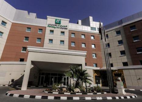 Hotel Holiday Inn Express Dubai - Internet City günstig bei weg.de buchen - Bild von 5vorFlug