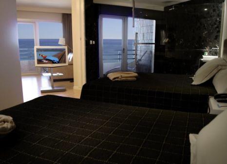 Hotelzimmer mit Tennis im Sercotel Suites del Mar