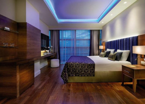 Hotelzimmer mit Volleyball im Liberty Hotels Lara