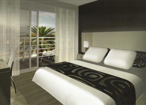 Hotelzimmer mit Tennis im Abrat
