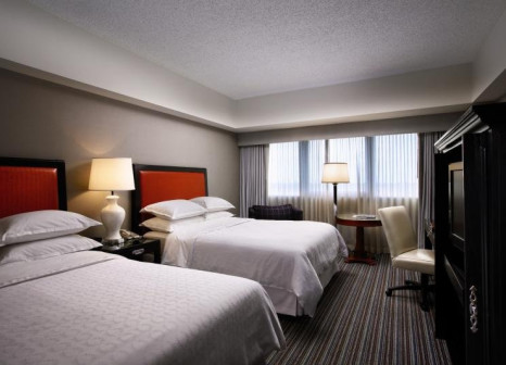 Hotelzimmer mit Fitness im Sheraton Gateway Los Angeles Hotel
