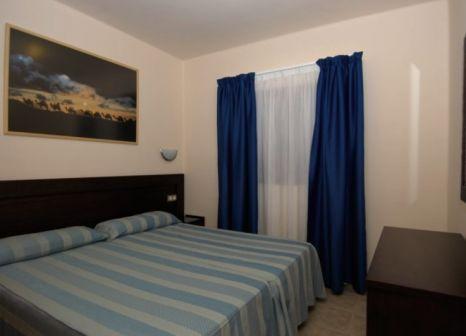 Hotelzimmer mit Volleyball im Isla de Lobos