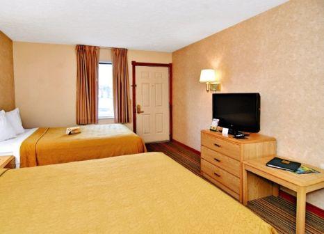 Hotelzimmer mit Hallenbad im Quality Inn By The Bay