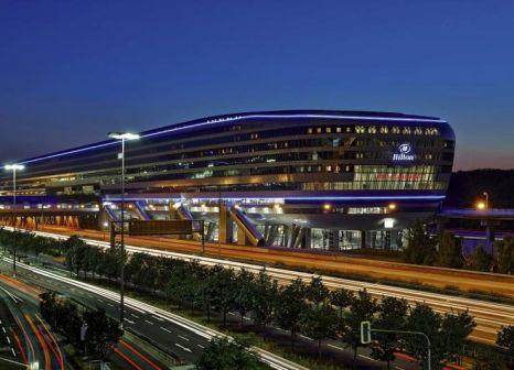 Hotel Hilton Frankfurt Airport günstig bei weg.de buchen - Bild von 5vorFlug