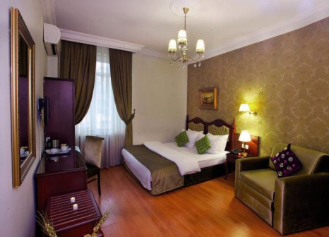 Hotelzimmer mit Pool im Ipek Palas