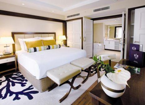 Hotelzimmer mit Volleyball im Kaya Palazzo Golf Resort Belek
