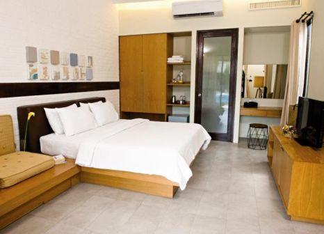 Hotelzimmer mit Yoga im Baan Talay Resort