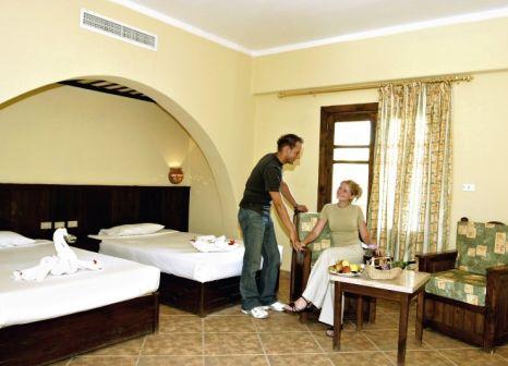Hotelzimmer mit Volleyball im Palmyra Amar El Zaman Aqua Park