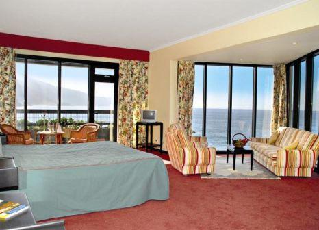 Hotelzimmer mit Tischtennis im Estalagem do Mar