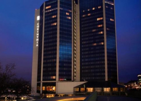 Corinthia Hotel Prague günstig bei weg.de buchen - Bild von 5vorFlug